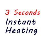 carbon fiber heater, instant heating
