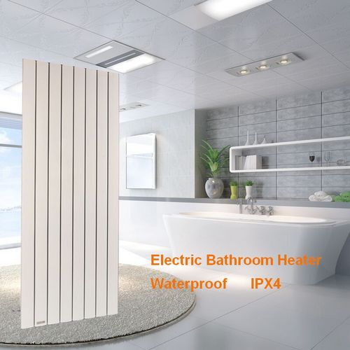 Wall Mounted Electric Bathroom Heater 950W