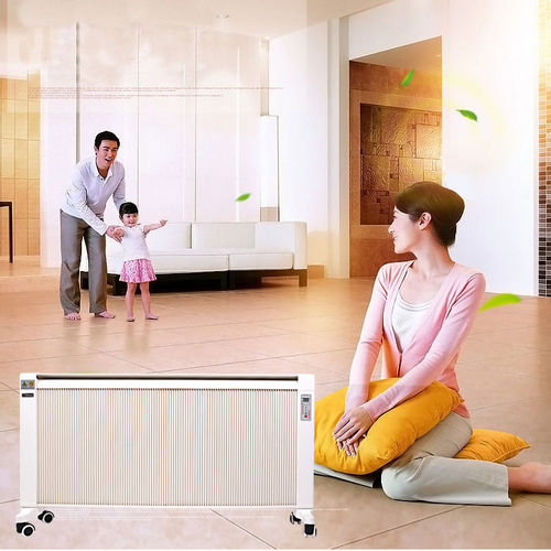 1500W Infrared Radiant Heating Home Electric Heater