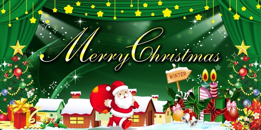 Electric Radiator Heater Supplier wish you a Merry Christmas!